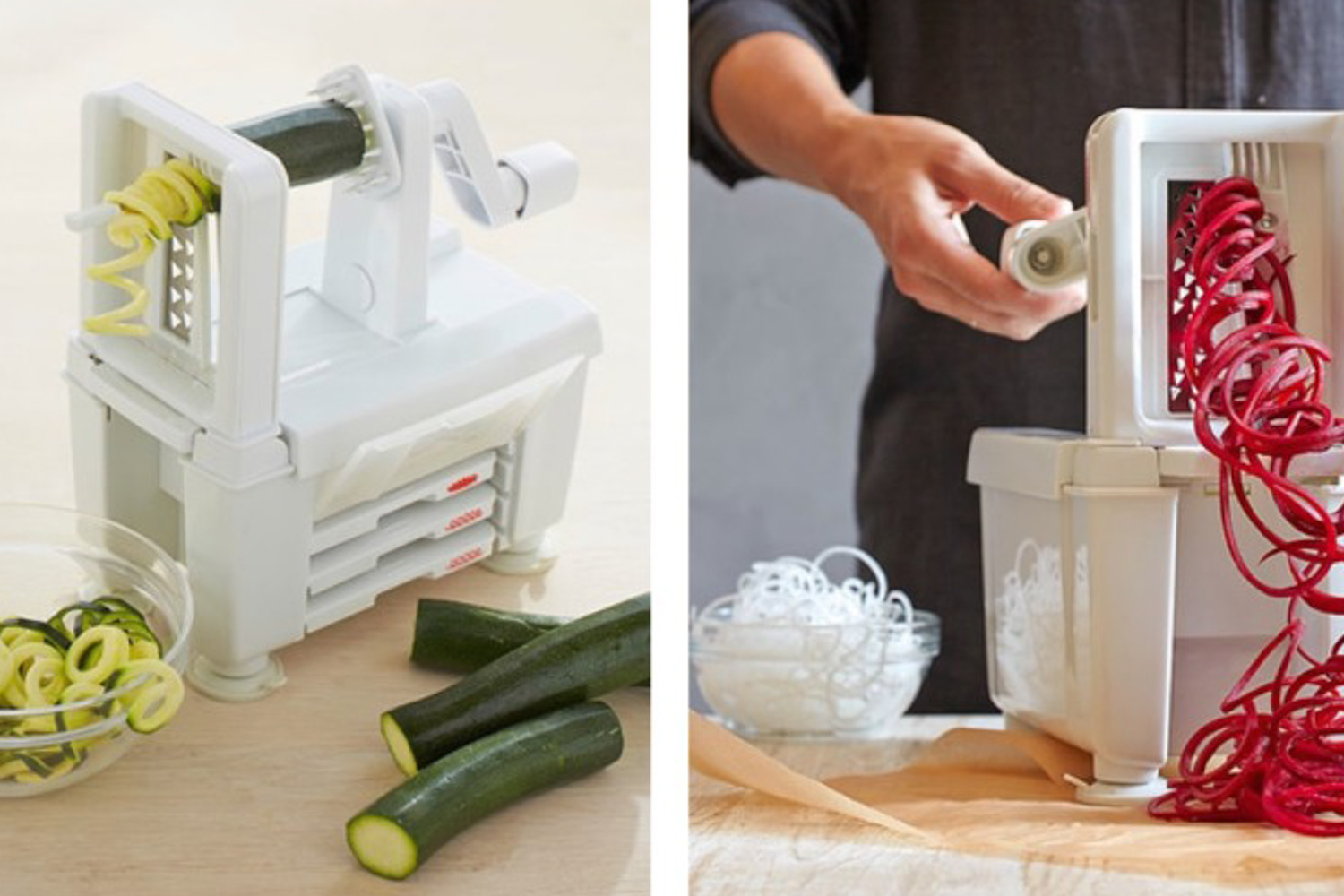 Product Profile: Spiralizer