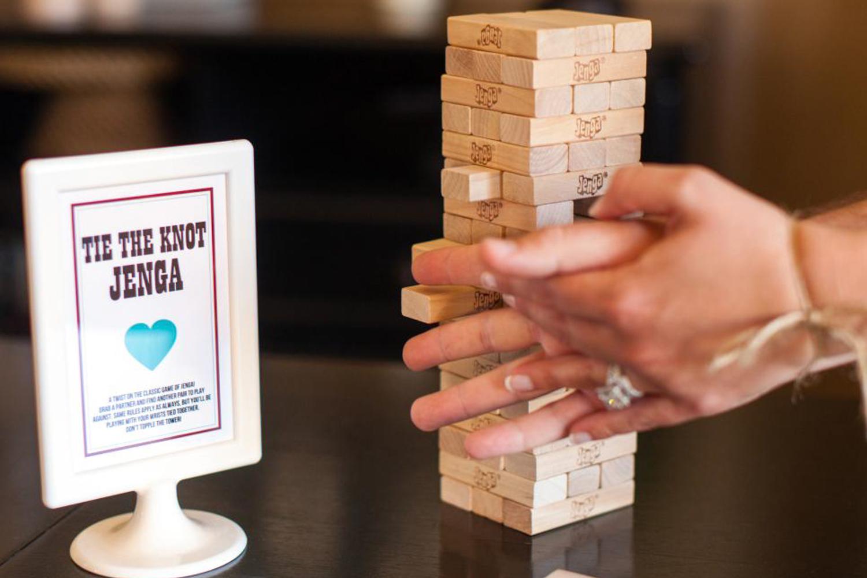 The Best Wedding Shower Games