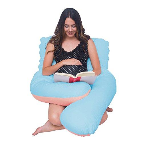 Meiz U-Shape Body Pregnancy Pillow