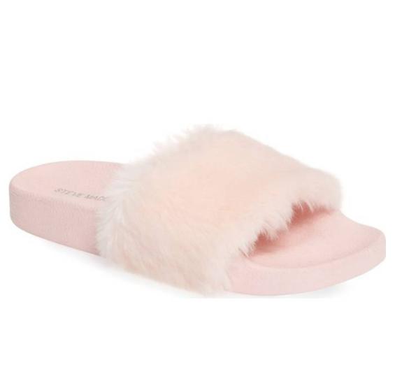 Softey Slide - Light Pink, Medium