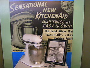 1930's Model K KitchenAid Stand Mixer