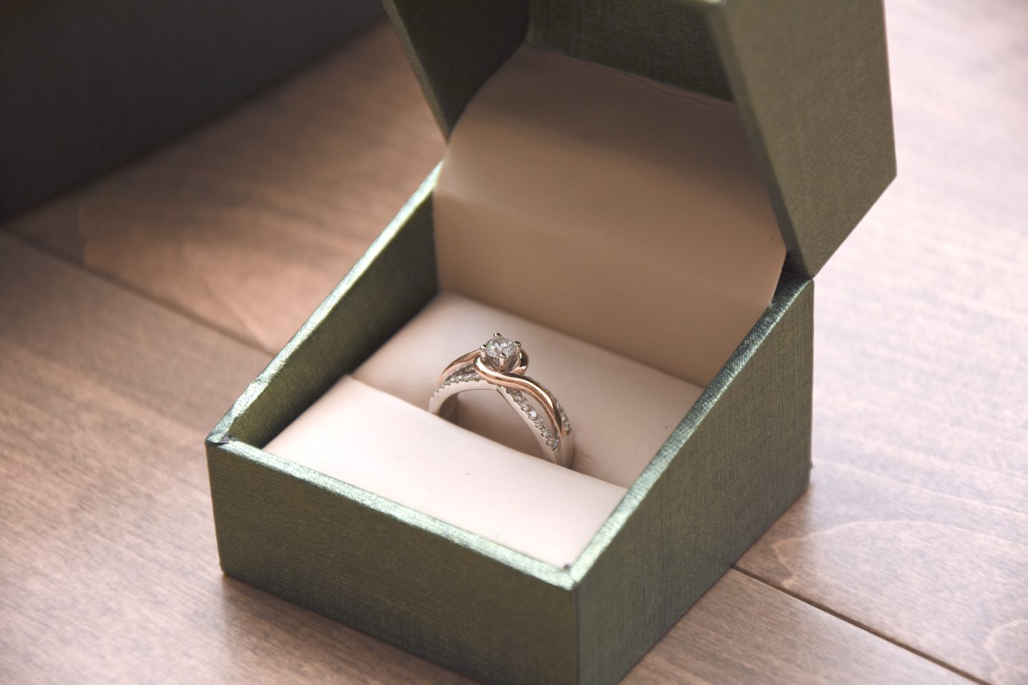 All About Engagement and Wedding Ring Care