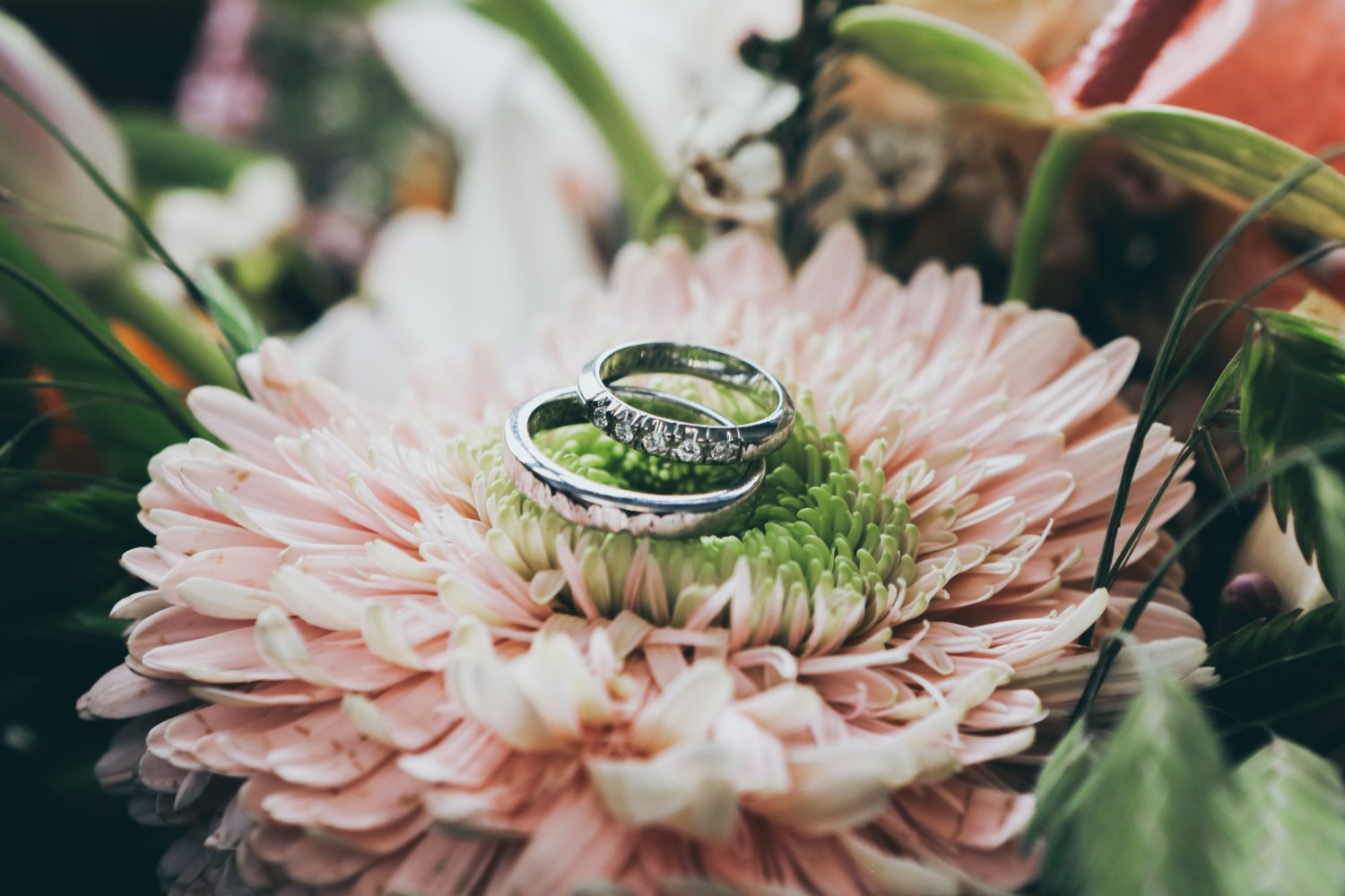 The First Five Steps in Wedding Planning
